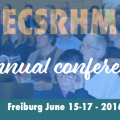 Follow-up from ECSRHM conference in Freiburg