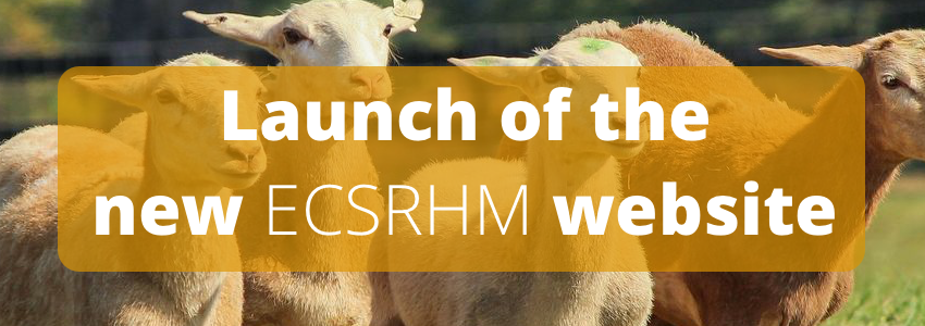 Launch of the new ECSRHM website